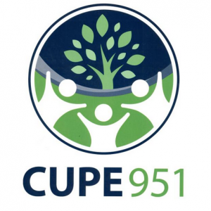 CUPE 951 logo
