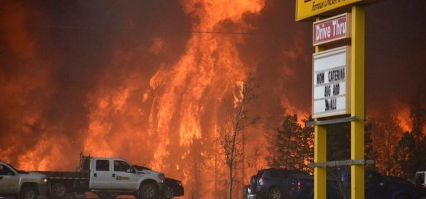 Fort McMurray wildfire relief fund