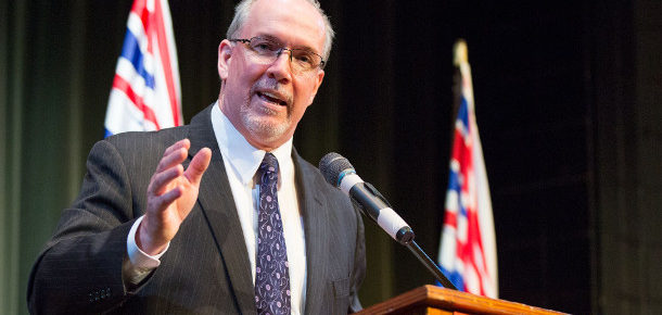 Town Hall with John Horgan