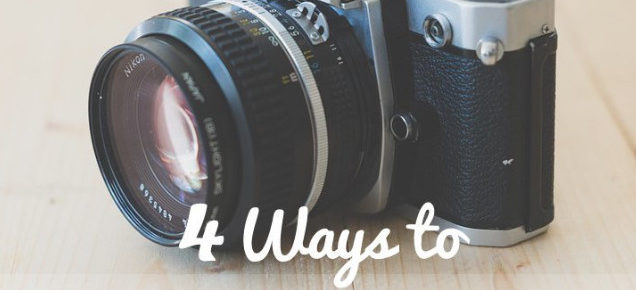 Better photographic tips from your social media (communications) Chair