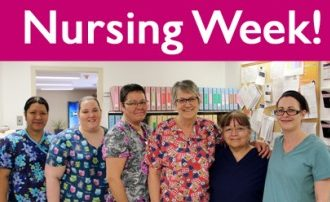 CUPE Saskatchewan celebrates National Nursing Week