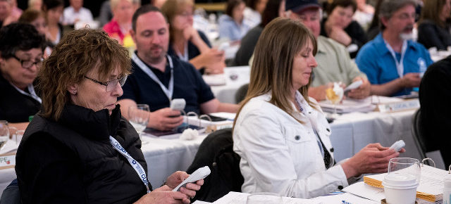 CUPE BC Convention elects new Executive Board for 2017-2019